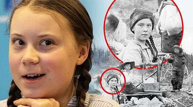 Greta Thunberg Bir Zaman Yolcusu mu?