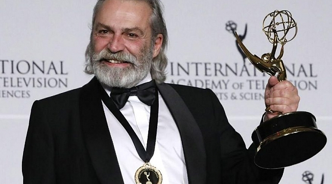 Haluk Bilginer, Marina Gera take top acting honors at the International Emmys