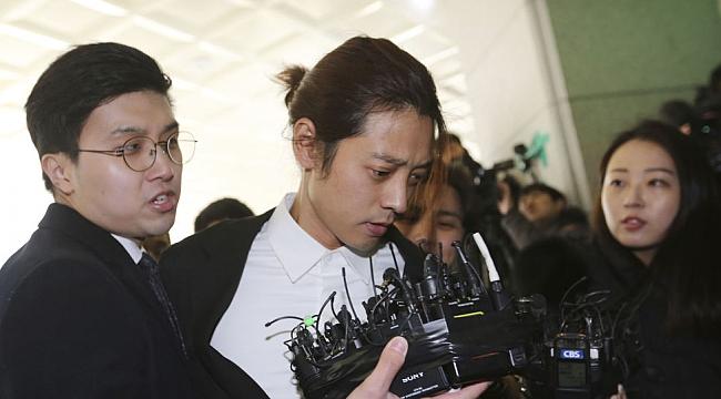 Kore'de sex skandalına ağır ceza