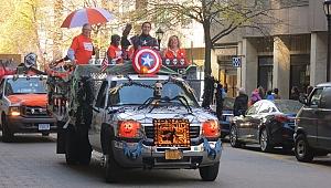Marvel'den Siyasetçilere Sert Uyarı