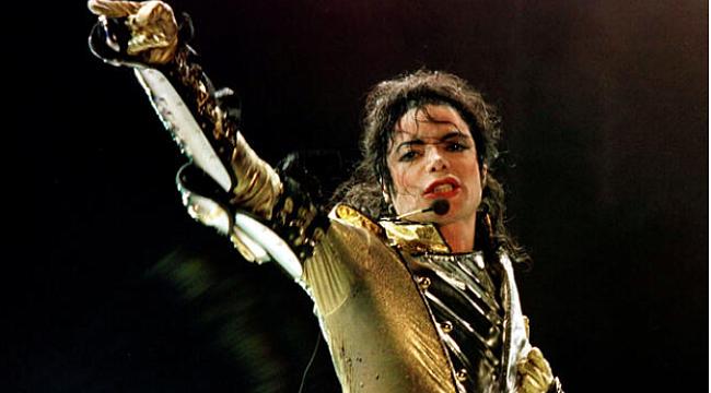 Michael Jackson detayı