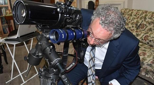 Nasa Çalışanı Fabrizio Pinto Urla'ya Yerleşti