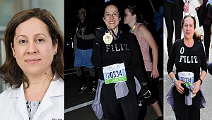New York Maratonunda Türk Doktor: Filiz Şen