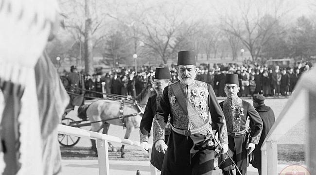 Osmanlı'nın Washington Büyükelçisi