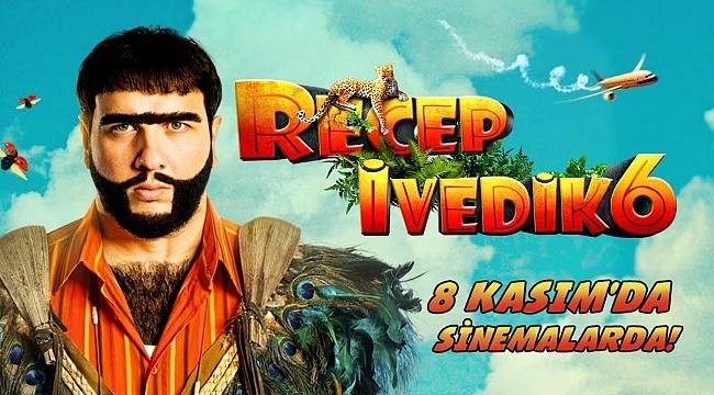 Recep İvedik ortalama Türk insanının bir mizahı