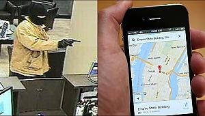 Soyguncu Google Haritadan Tespit Edildi