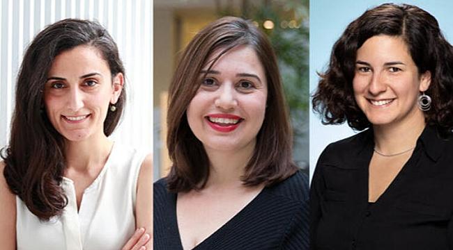 Türk Kadınları Amerika'da 87 Yenilikçi Arasında