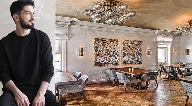 Türk Tasarımcı Aliyev'e, Golden Ödülü