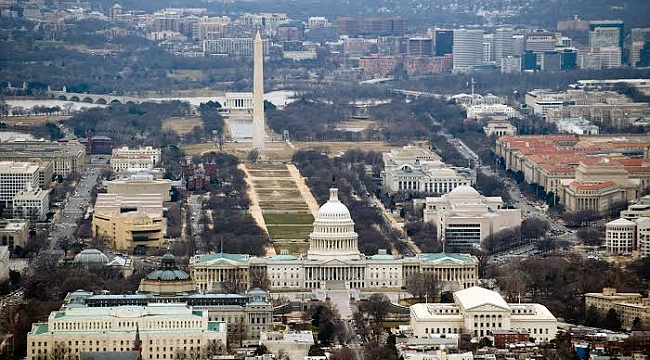 Washington'da Drone alarmı