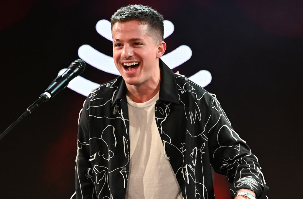 Charlie Puth reveals his favorite lyric that he's