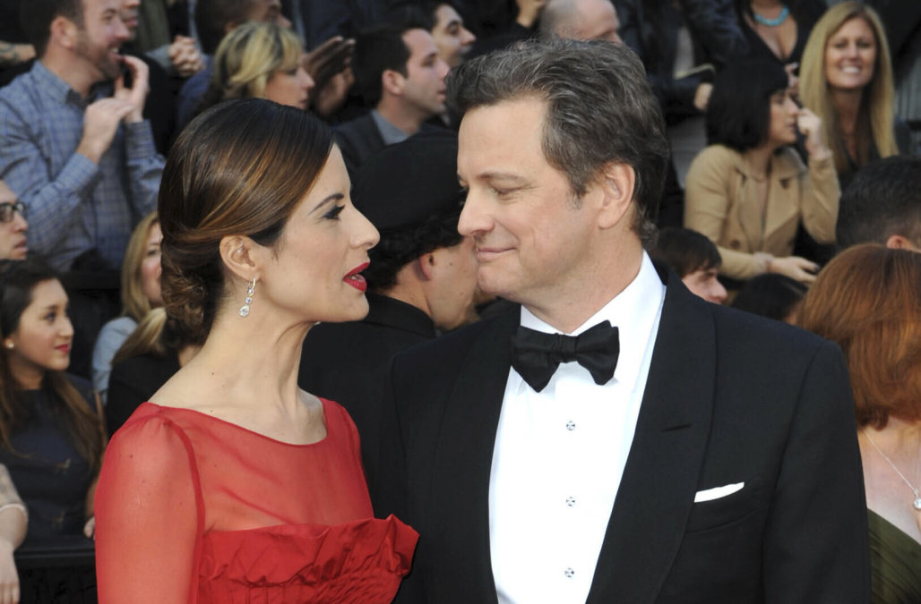 Colin Firth splits from wife Livia after 22 years