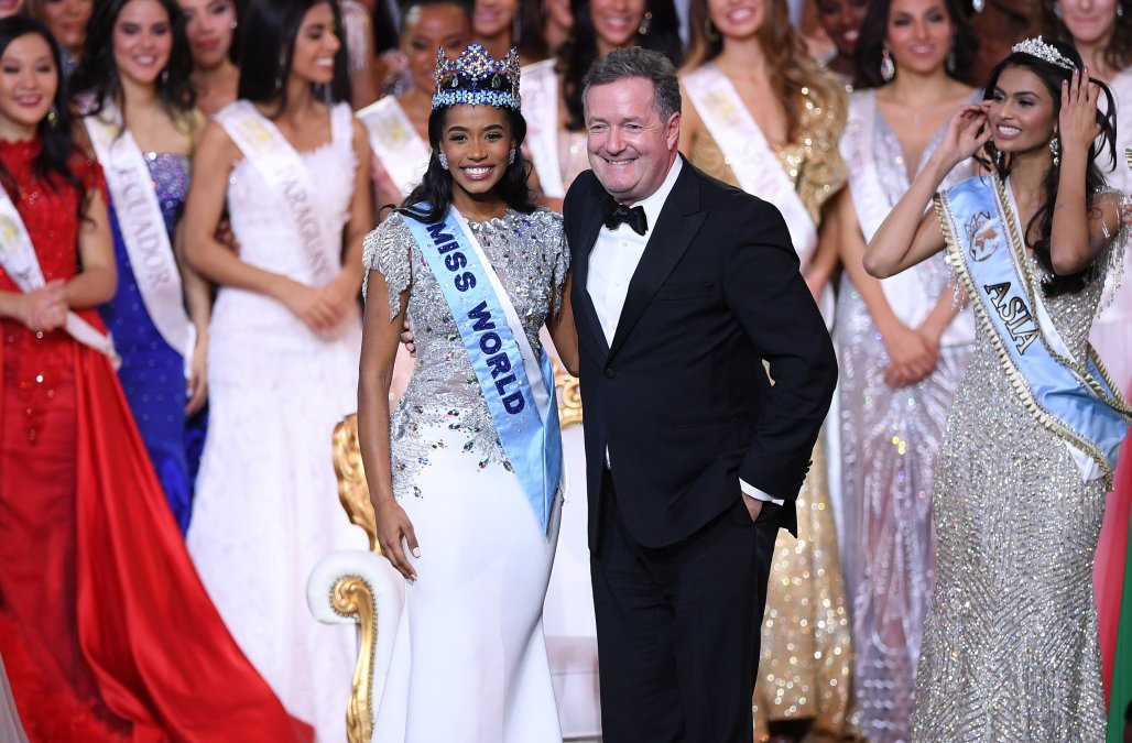 Jamaican wins Miss World title, says will work for