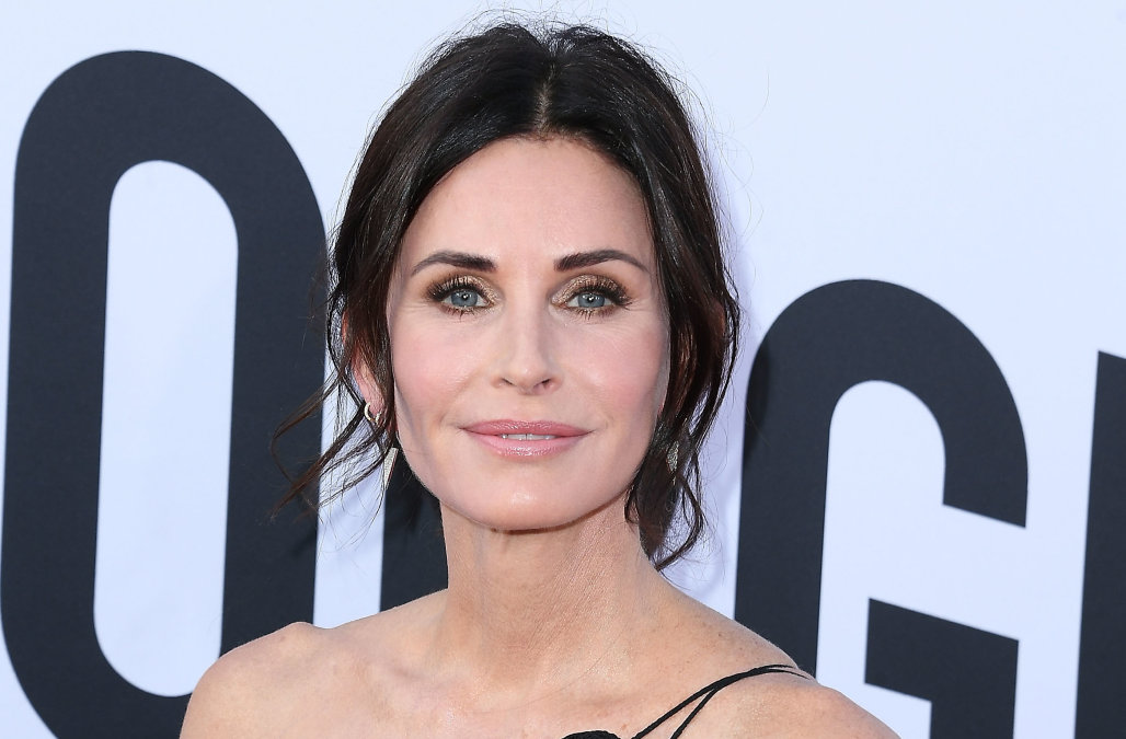 Courteney Cox's 15-year-old daughter Coco is her m