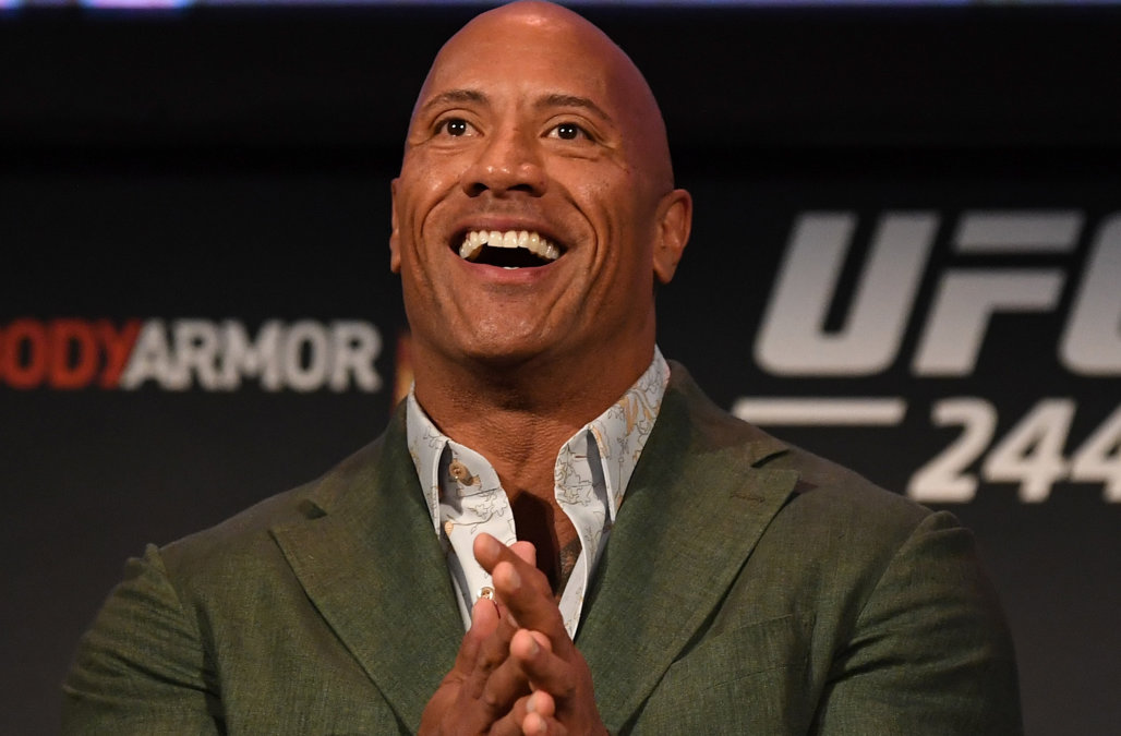 Dwayne Johnson shares why he was hesitant to remar