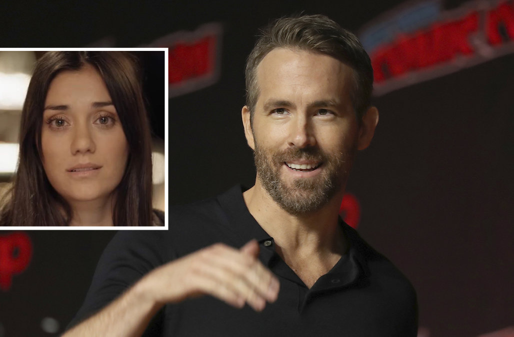 Ryan Reynolds recruits 'Peloton wife' for hilariou