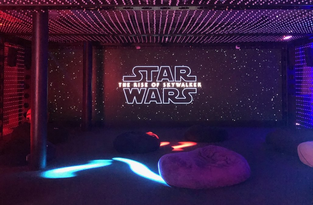 'Star Wars: Rise of Skywalker': Inside the NYC pop
