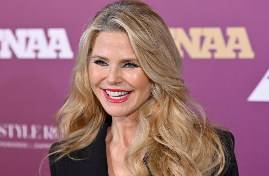 Christie Brinkley says 'DWTS' injury is 'a little
