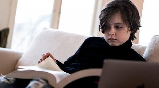 9 yaşındaki Laurent, Amerika'nın En İyi Üniversitesinde