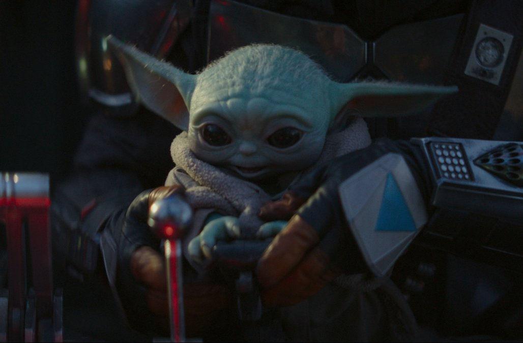 Baby Yoda is more popular than nearly every politi
