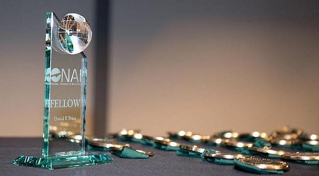 Amerika'da 3 Türk'e Seçkin Mucit Ödülü