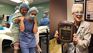 Amerika'nın Dişi Doktor Öz'ü: Burcu Kafalı