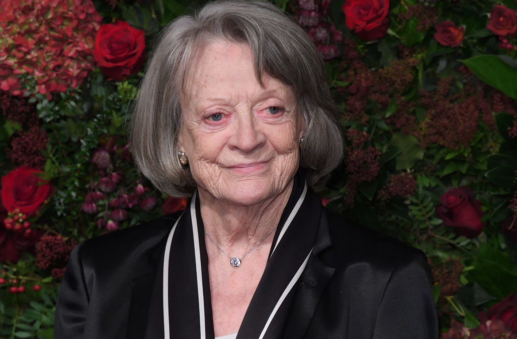 Maggie Smith says she didn't find 'Harry Potter' a