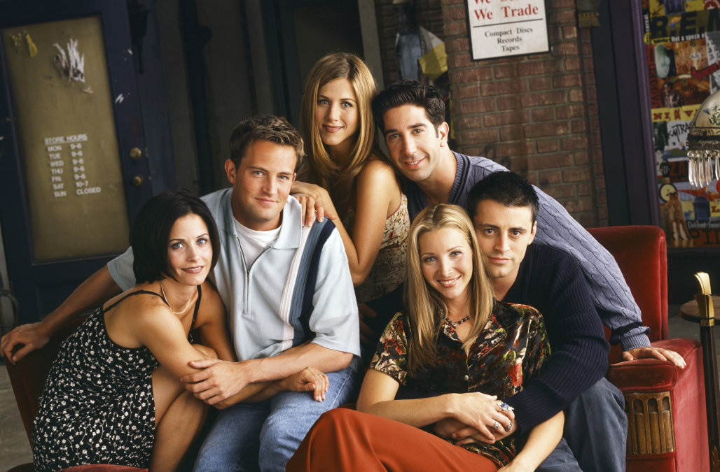You have less than a month to binge 'Friends' befo