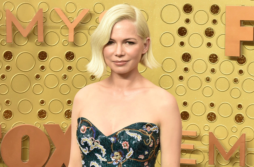 Actress Michelle Williams is pregnant and engaged