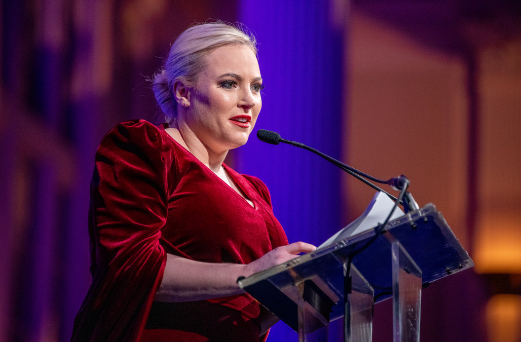 Meghan McCain warns Nikki Haley will be 'haunted'