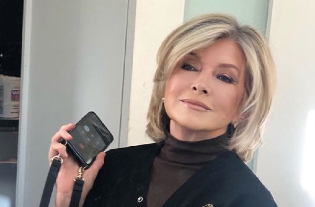 Martha Stewart, 78, is a total smokeshow in glamme
