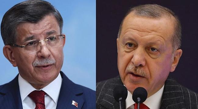 Erdoğan ile Davutoğlu arasında Dolandırıcılık Tartışması
