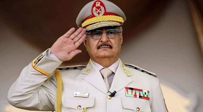 General Halife Hafter Kimdir?