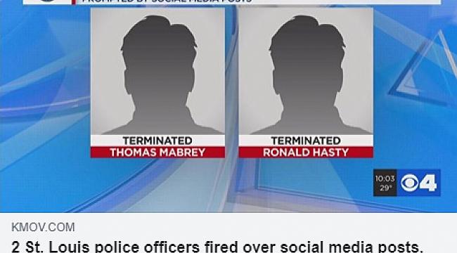 Missouri'de İslam'a Hakaret Eden 2 Polis Kovuldu