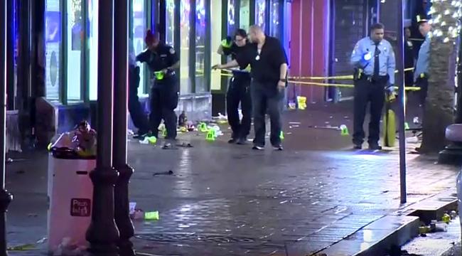New Orleans'da Silahlı Saldırı: 11 yaralı