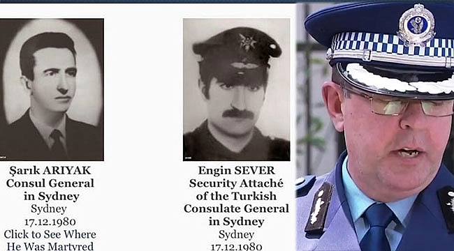 Türk Diplomatın Katilini bildirene 1 Milyon Dolar