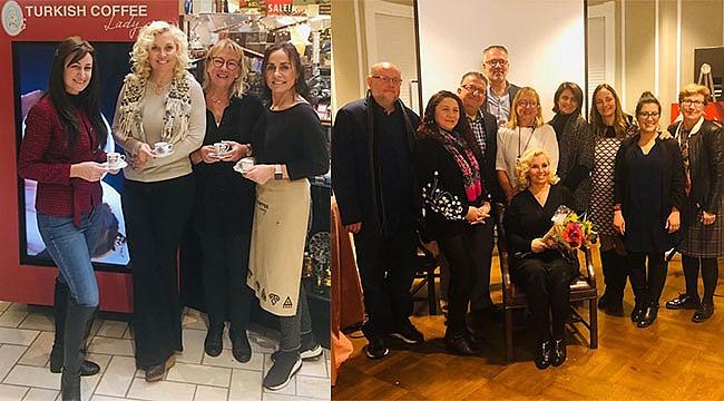 Washington'da Türk Kahvesi Eşliğinde Kadın Hakları Günü