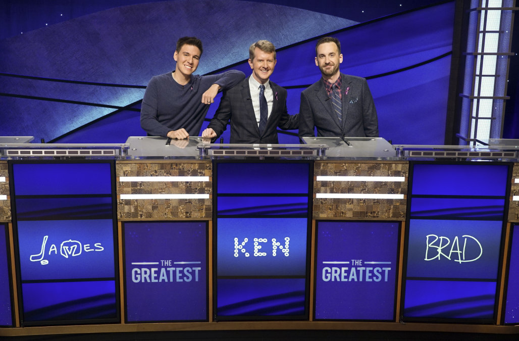'Jeopardy!' crowns its 'Greatest of All Time'