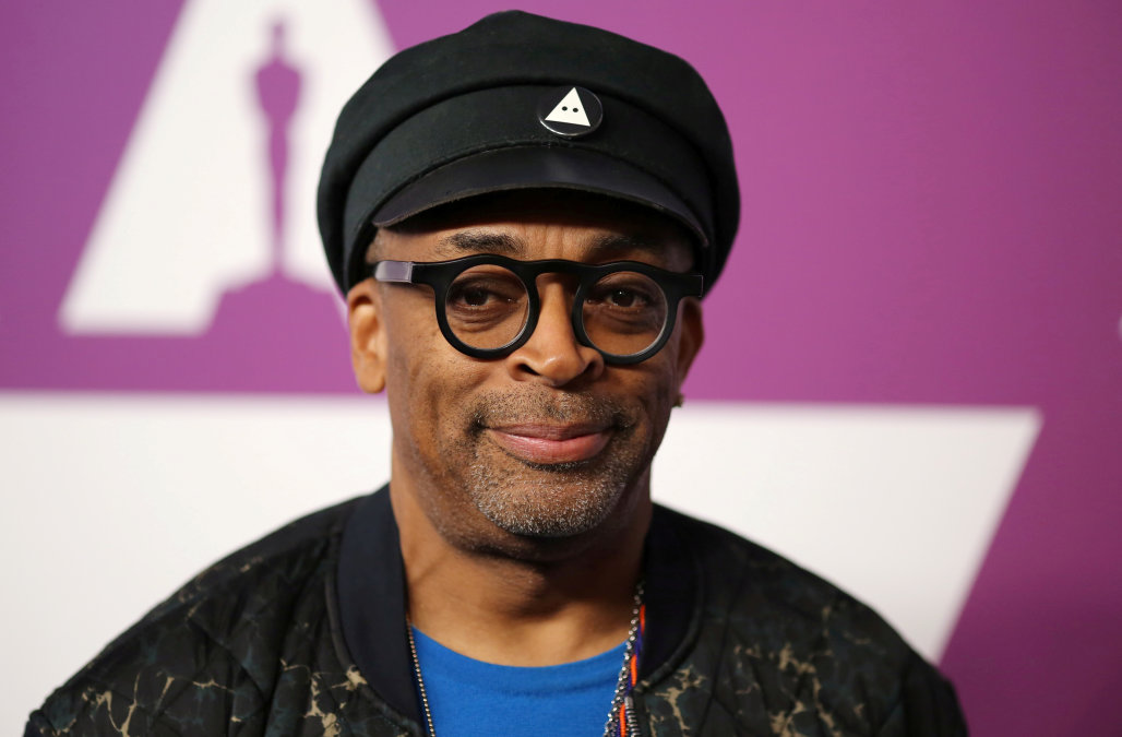 Spike Lee makes history as the first black Cannes