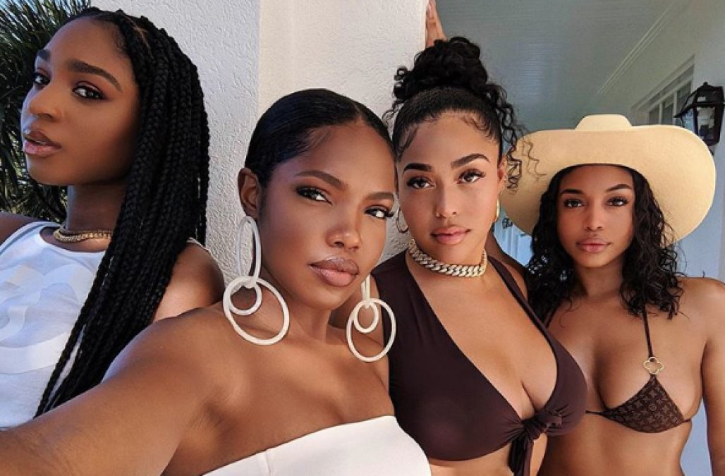 All the hottest snaps from Lori Harvey's birthday