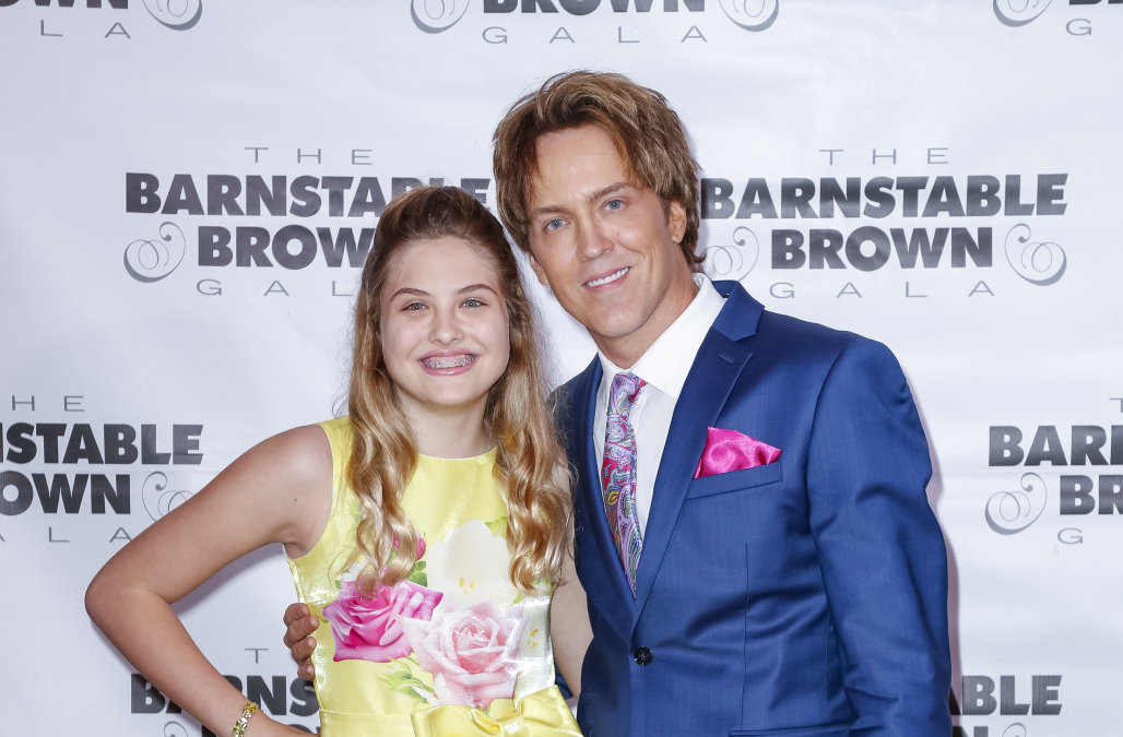 Larry Birkhead says daughter Dannielynn, now 13, h