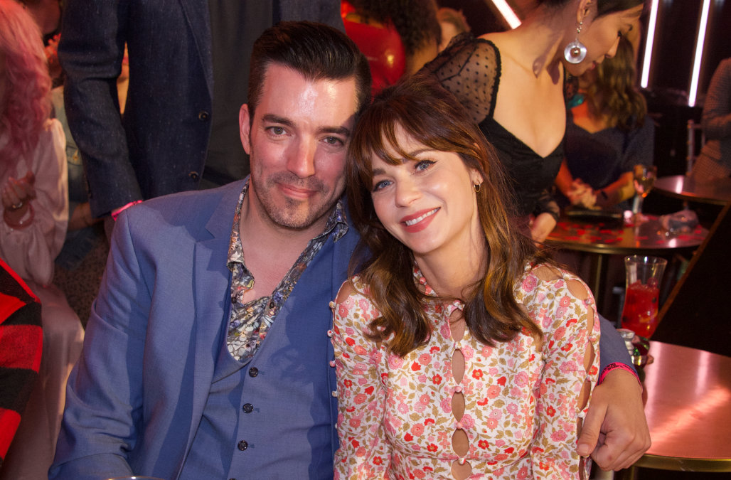 Jonathan Scott sparks engagement rumors with swoon