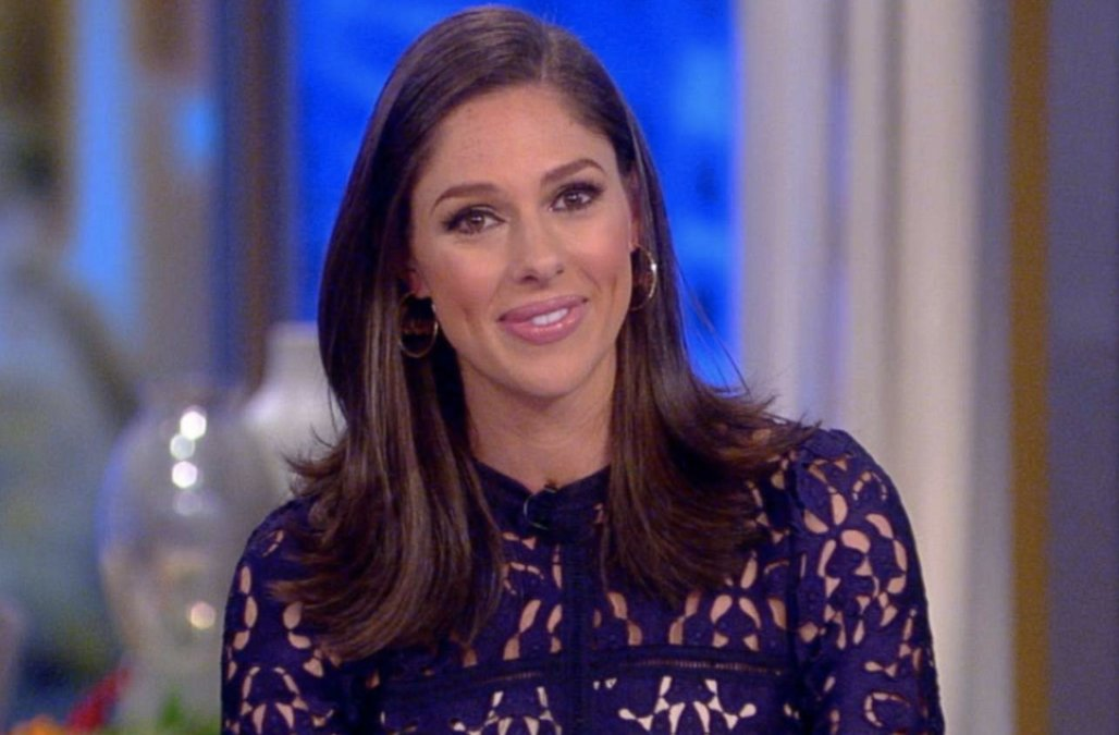 Abby Huntsman to leave 'The View' to help steer he