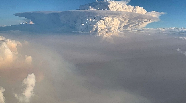 Avusturalya'nın Yangın Bulutları Dünyayı Dolaşacak