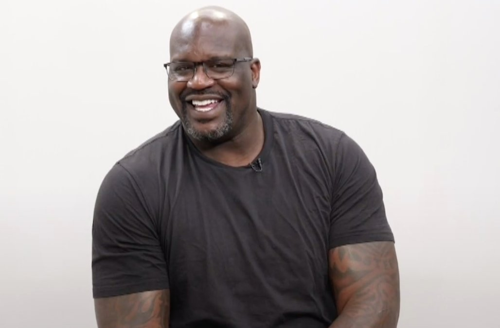 Shaq makes unexpected reveal about dating life whi