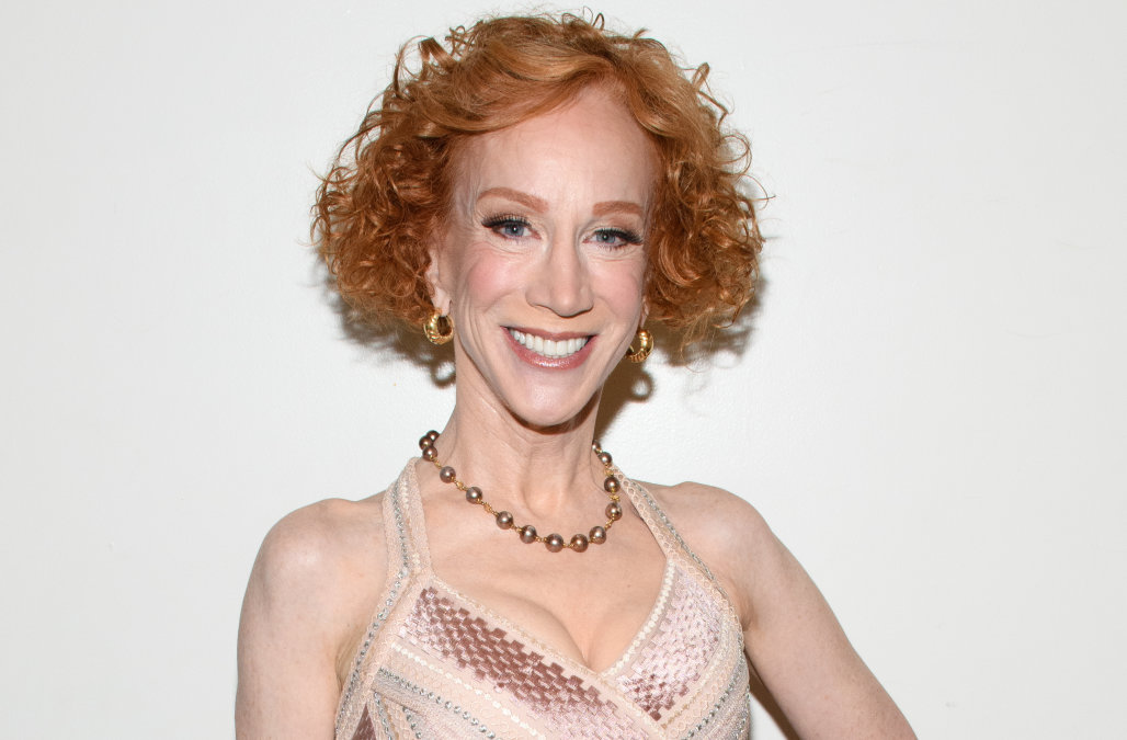 Kathy Griffin 'begged' for her cameo on 'You,' one