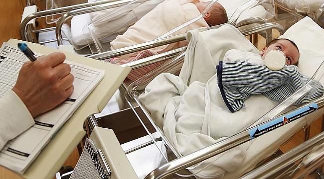 En fazla Doğum Almanya'da