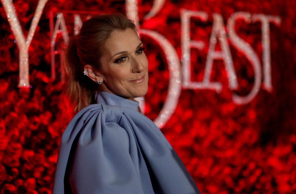 Celine Dion shares heartbreaking photo four years