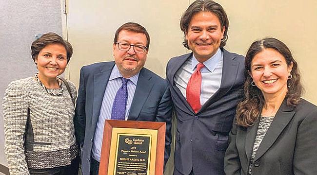 İstanbullu Moşe Arditi'nin Los Angeles'taki Başarısı