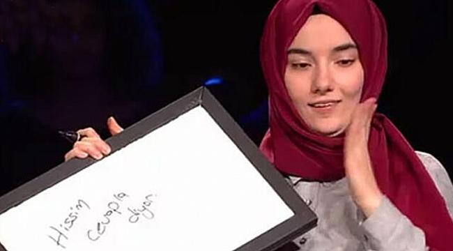 Kim Milyoner Olmak Ister'de Ümmü Gülsüm Genç