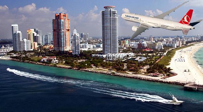 Miami Radyolarında THY Reklamı